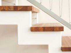 Лестница на двойном косоуре DUO-01