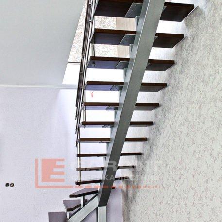 лестница г-образная на монокосоуре