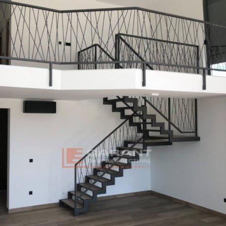 лестница п-образная