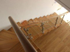 Лестница на двойном косоуре DUO-24