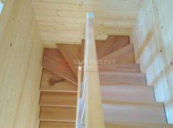 Деревянная лестница DL-08