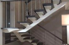 какой выбрать материал для лестницы