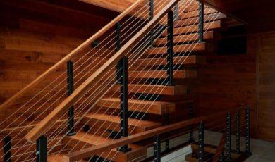 лестницы и ограждение